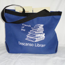 image of book bag